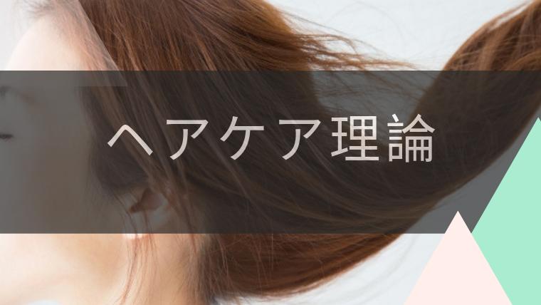 あひるのヘアケア理論を説明したブログ記事のアイキャッチ画像